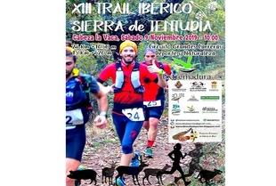 Disfruta corriendo en la naturaleza con el XIII Trail Ibérico Sierra de Tentudía