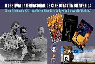 El II Festival Internacional de Cine Dinastía de Bienvenida se celebrará el próximo fin de semana