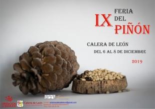 Calera de León presenta una completa programación para su IX Feria del Piñón