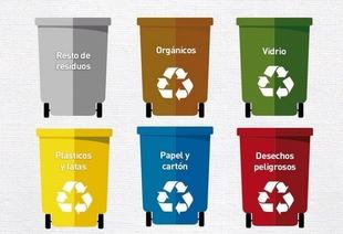 La Mancomunidad de Tentudía pone en marcha una campaña para fomentar el correcto uso de los contenedores de reciclaje