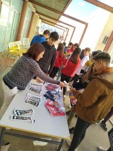 La Mancomunidad de Tentudía inicia una campaña en las aulas de prevención en los juegos del azar