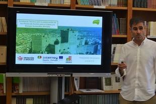 Fregenal de la Sierra acogerá una jornada ciudadana en materia de cambio climático de la Diputación de Badajoz