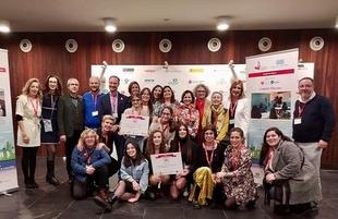 La Comisión Atenea del IES Alba Plata ha participado en el XII Encuentro Estatal de Aprendiza y Servicio celebrado en Pamplona