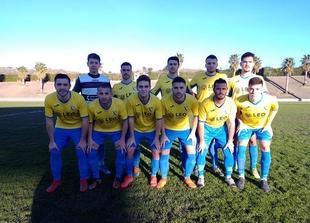 Victoria del Monesterio ante el E.F.I. Real Almendralejo para acabar el año en la parte alta de la tabla