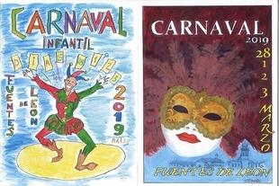 El Ayuntamiento de Fuentes de León ha publicado las bases para el concurso del cartel anunciador del Carnaval 2020