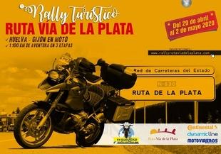 El III Rally Turístico en Moto Ruta Vía de la Plata pasará por Fuente de Cantos y Montemolín