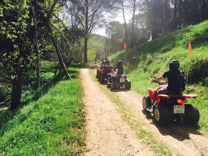 #OtoñoEnTentudía llega a Monesterio con una ruta guiada en quads y visita al Museo del Jamón