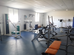 Algunas instalaciones deportivas interiores abrirán en Fuentes de León a partir del próximo lunes de forma gratuita
