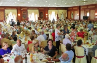 Los pensionistas de Monesterio aplazan sus actividades estivales más multitudinarias