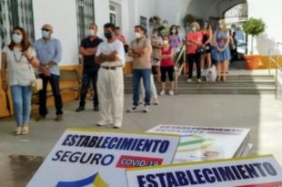 Otros cuarenta empresarios se suman al proyecto Monesterio Seguro y Protegido