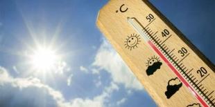 Alerta naranja por altas temperaturas para hoy lunes y mañana martes en toda la comarca