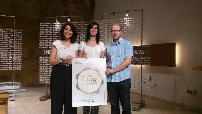 Presentación del Festival Internacional de la Sierra