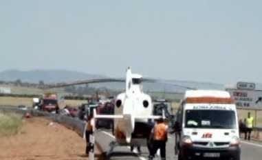 Un fallecido en un accidente de tráfico en Fuente de Cantos
