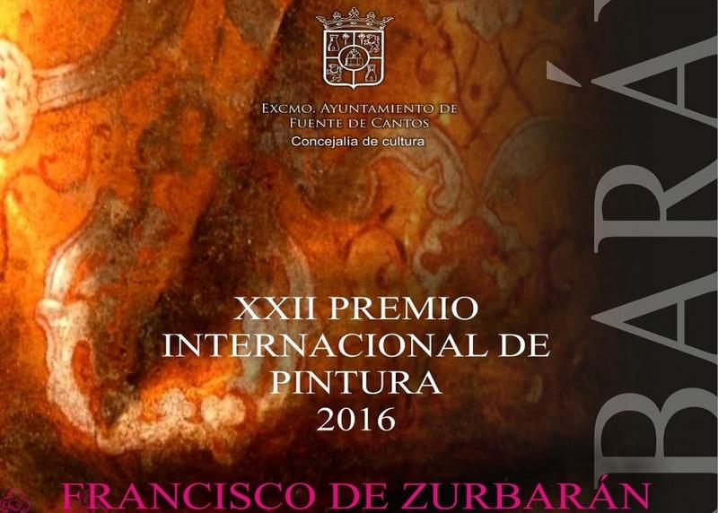 5000€ para el ganador del XXII Premio Internacional de Pintura 2016 Francisco de Zurbarán