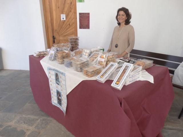 Hoy finaliza el II Mercado de Dulces Conventuales en Fregenal