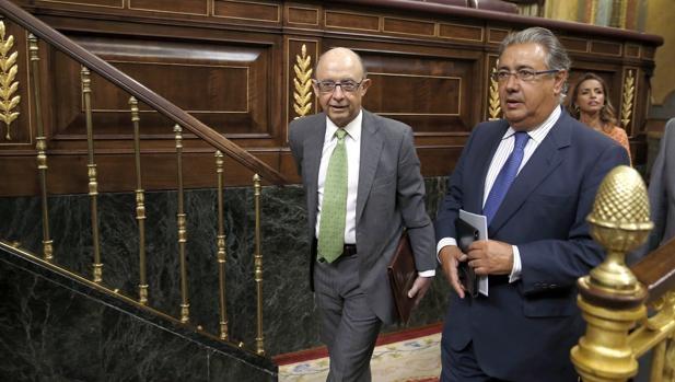 El frexnense Juan Ignacio Zoido nuevo Ministro de Interior