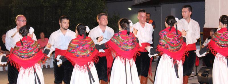 Los Jateros participan mañana en la Otoñada 2016 del Valle del Jerte