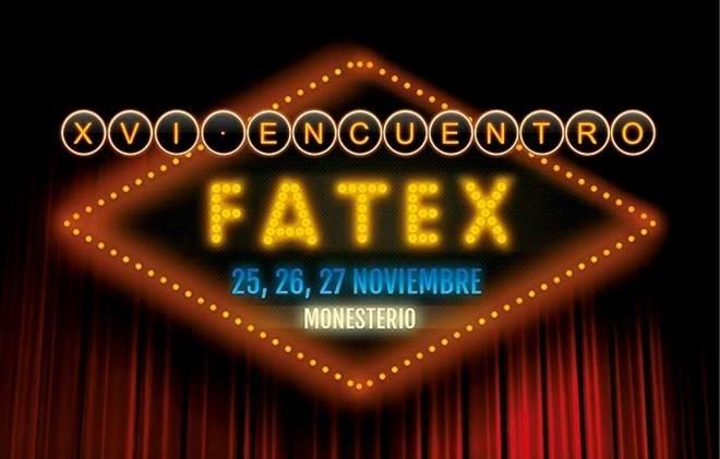 Programación ''XVI Encuentro de FATEX