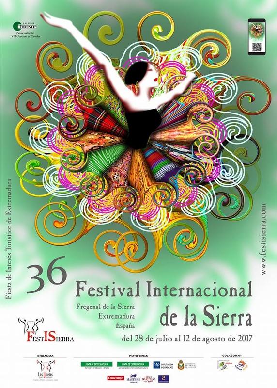 El XXXVI Festival Internacional de la Sierra ya tiene cartel