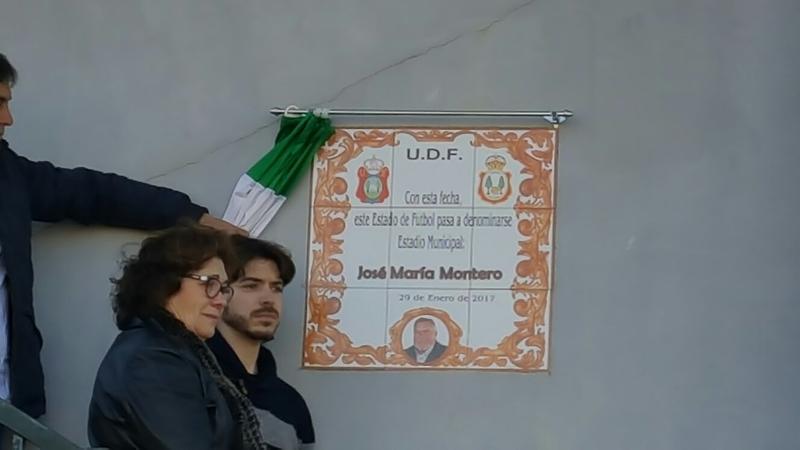 Fotogalería Nuevo Estadio ''Jose María Montero