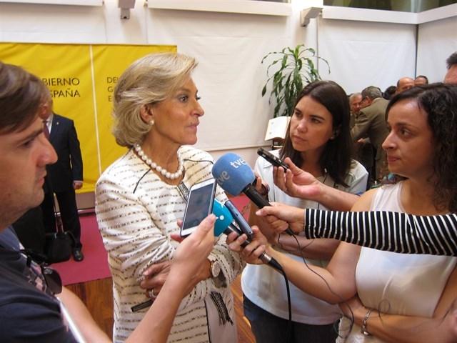 Cristina Herrera vuelve a pedir prudencia, en beneficio del pueblo de Monesterio