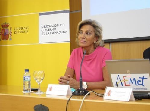 La delegada del Gobierno en Extremadura insiste que la DIA de Aguablanca es un
