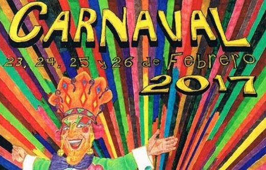 Del pasacalles infantil hasta el entierro de la sardina, durante cuatro días de Carnaval en Fuentes de León