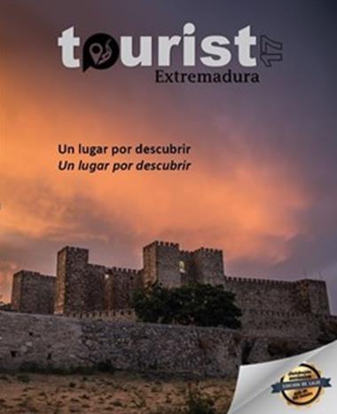 El Monasterio de Tentudía y el Conventual de Calera en el libro Tourist Extremadura
