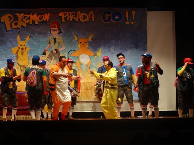 Fuentes disfrutó de sus cuatro días de Carnaval