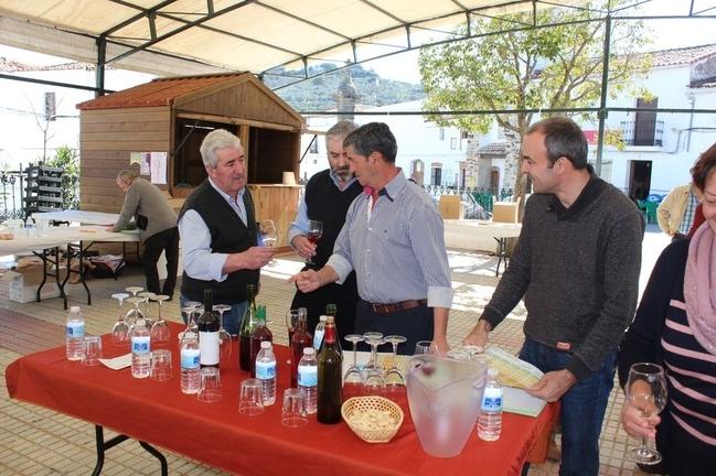 III Concurso de vinos Sierra de Tentudía
