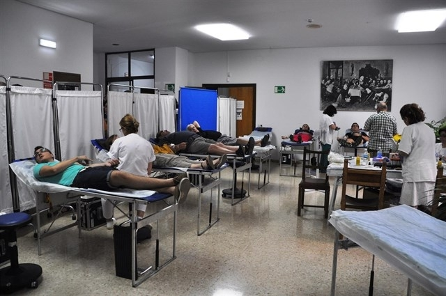El Banco de Sangre se desplazará a Bodonal, Bienvenida, Fuentes de León y Calera de León en abril