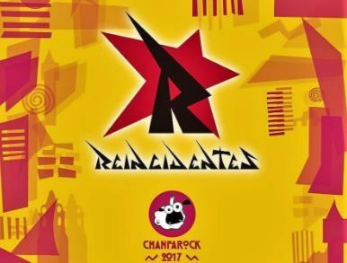Reincidentes será el grupo estrella del Chanfarock 2017 en Fuente de Cantos