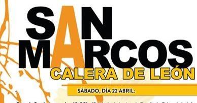 Fiestas patronales de San Marcos 2017 en Calera de León
