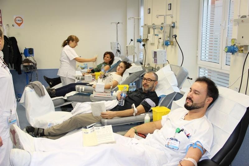 El Banco de Sangre se desplazará a Segura de León y Fuente de Cantos en mayo
