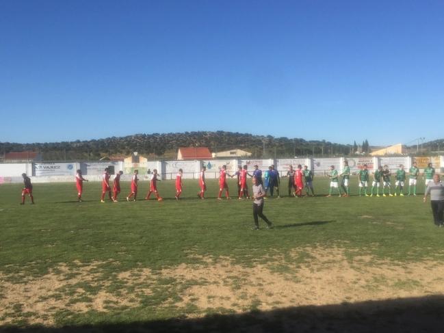 Fuente de Cantos empata y depende de una victoria del Badajoz en la última jornada