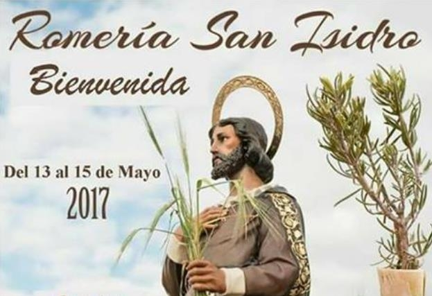 Bienvenida celebrará la romería de San Isidro del 13 al 15 de mayo