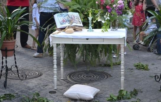 Concurso de balcones y patios en Fuentes de León