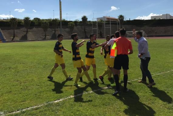 El C.P.Monesterio vuelve a ganar y pasa a la eliminatoria definitiva por el ascenso