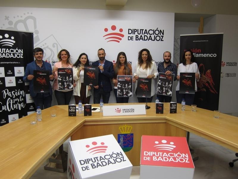 Fuente de Cantos y Monesterio albergarán actuaciones en el Circuito