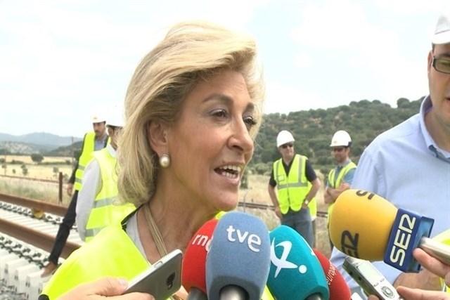 Cristina Herrera insiste en que no hay novedades en las desapariciones de Hornachos y Monesterio