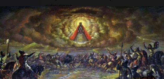 V Edición de la recreación de la Batalla de Tentudía en Calera de León