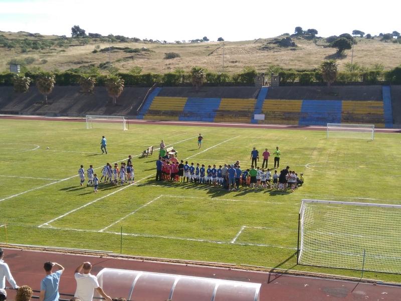 Edu Moya celebrará la ''II Concentración de Fútbol 7'' en Monesterio