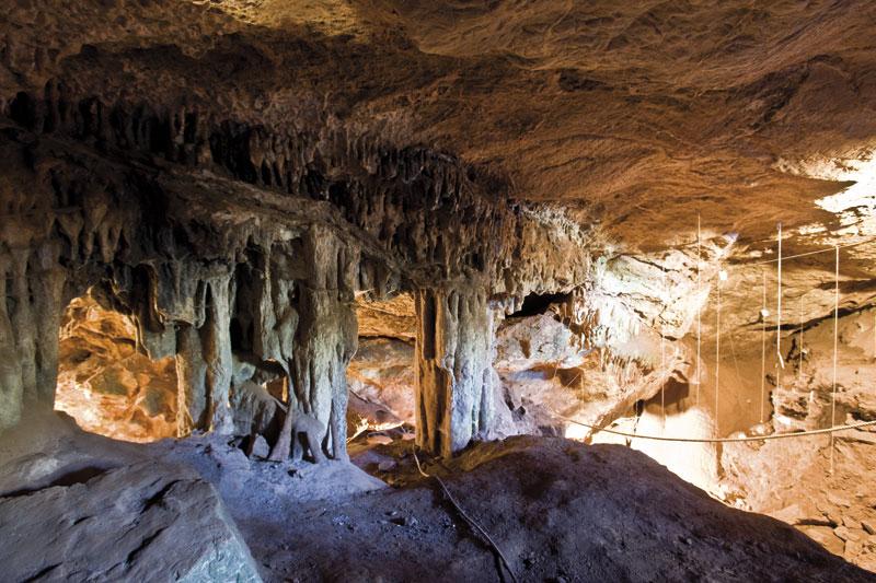''Jornadas sobre el Turismo de Naturaleza'' en las Cuevas de Fuentes de León