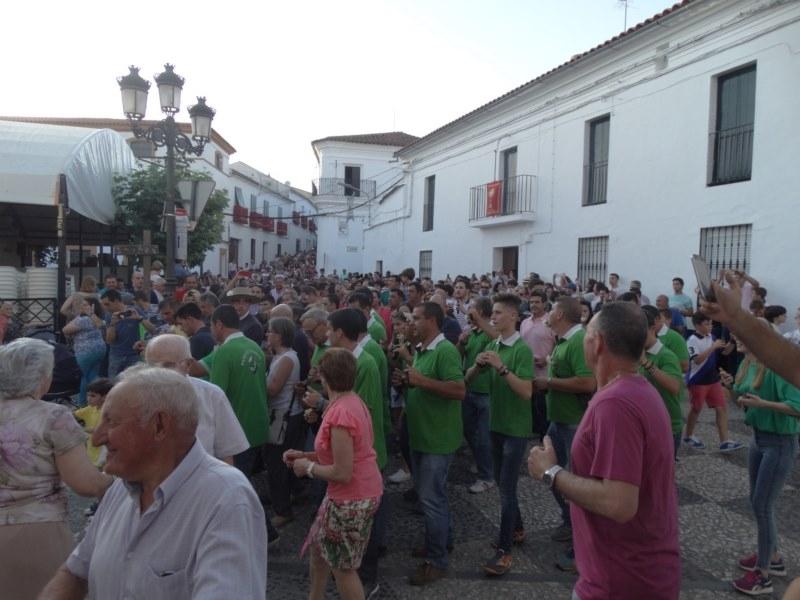 Fuentes de León vibró al ritmo del Tambor