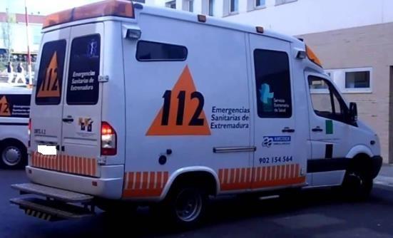 ''Problemática'' con las ambulancias en Cabeza la Vaca