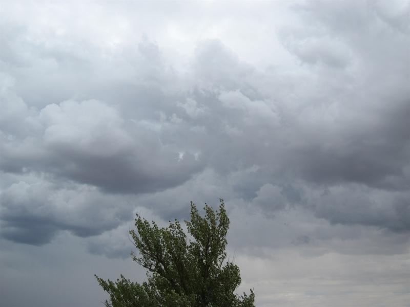 Alerta amarilla por tormentas en la provincia de Badajoz
