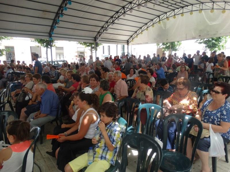 Celebrado el XLI Día de la Mancomunidad de Tentudía con multitud de eventos en Fuentes de León