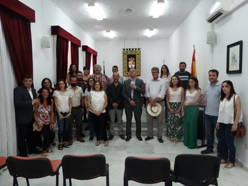 Fuentes de León y Maçao sellaron su hermanamiento el pasado sábado