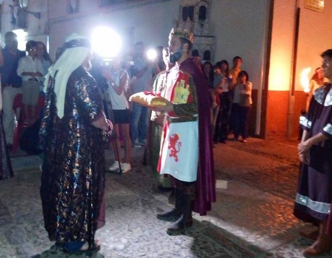 Calera de León celebrará la ''V recreación de la Batalla de Tentudía''