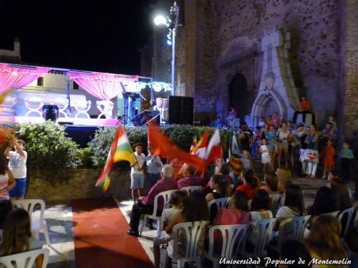 Programación de las fiestas de Santiago en Montemolín